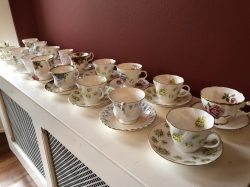 Snohomish Teacups